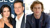 Matt Damon and Wife Luciana Got the Same Tattoo Designed by Heath Ledger: 'It's Like an Angel'