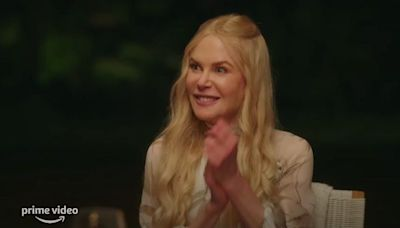 Nicole Kidman posted a brand new Nine Perfect Strangers trailer and it looks so sinister
