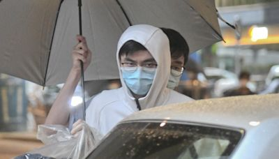 七一刺警 4港大生涉宣揚恐怖主義 官准容頌禧保釋