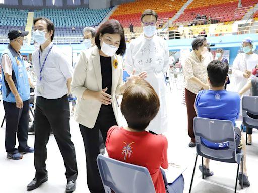 雲林校園防疫網更安全 教職員工完成疫苗施打   蕃新聞