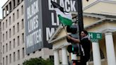 Black Lives Matter protesters make Palestinian struggle their own