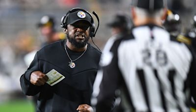 Mike Tomlin on officials' review at the end of regulation: It was an embarrassment