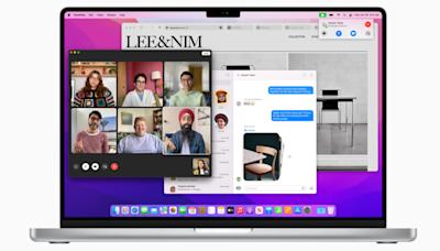 macOS Monterey開放更新 FaceTime通話更清晰 支援Live Text | Post76玩樂網