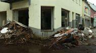 German villages count cost of floods, landslide