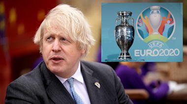 歐國盃|英國逾2,000萬人已接種疫苗 約翰遜提出願承辦整個賽事 | 蘋果日報
