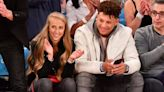 Look: Patrick Mahomes, Fiancee Brittany Have Serious Bridal Party Gifts