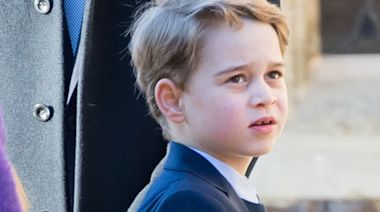 Prince George's favourite meal is surprisingly normal