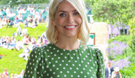 Snap up Holly Willoughby's favourite M&S blouse before it sells out