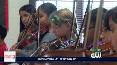 HONORING DR. V: Effort underway to recognize longtime music teacher