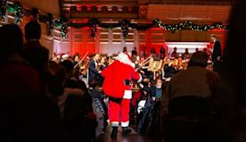 Holiday Pops season strikes a chord of togetherness - The Boston Globe