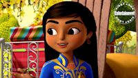 Exclusive: Get your first look at the animated characters of Disney Junior's Mira, Royal Detective