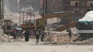 Egypt building boom sparks hope, and anger too