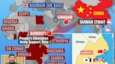 East Africa could be battleground of huge land war between China and US