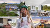 Inside Lil Wayne's new $15.4M LA mansion he bought after Trump pardon