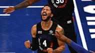 NBA Insider reacts to Knicks re-signing Derrick Rose for 3 years | SNY NBA Insider Ian Begley r 3 years | Ian Begley