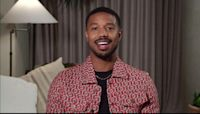 Michael B. Jordan shares about his action-filled role in 'Without Remorse'