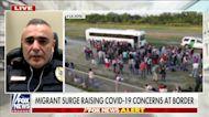 Border Patrol is overwhelmed: La Joya TX police