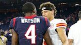 Texans' Deshaun Watson is Top-5 On Chris Simms' Best NFL QBs List