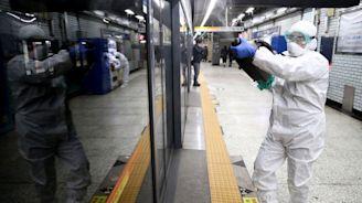 South Korea Coronavirus Cases Surge to 204