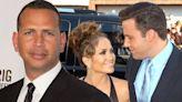 Alex Rodriguez Gets Trolled Over Jennifer Lopez and Ben Affleck at MLB Playoffs