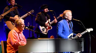Brian Wilson, Al Jardine say they had 'absolutely nothing to do' with Beach Boys performance at Trump fundraiser