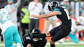Urban Meyer says Matthew Wright's earned Jaguars kicking job