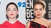 Rose McGowan Accuses Alyssa Milano of Making Charmed Set 'Toxic AF' in Twitter Clash