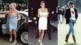 時尚界永垂不朽的穿搭指標:戴安娜王妃19個經典造型
