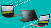 Save on refurbished Dell and HP computers this weekend