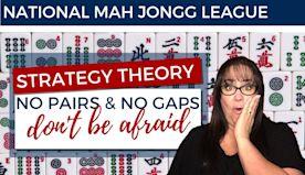 National Mah Jongg League Strategy Theory 20190615