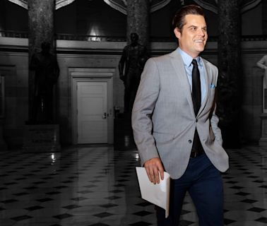 What Matt Gaetz's Legal Lineup Tells Us About His Troubles