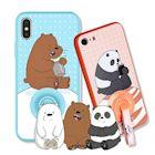 iStyle iPhone 7/8 4.7吋 熊熊遇見你手機殼