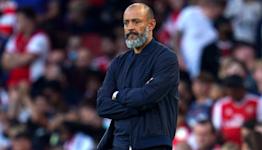 Nuno Espirito Santo 'didn't make right decisions' in derby defeat by Arsenal
