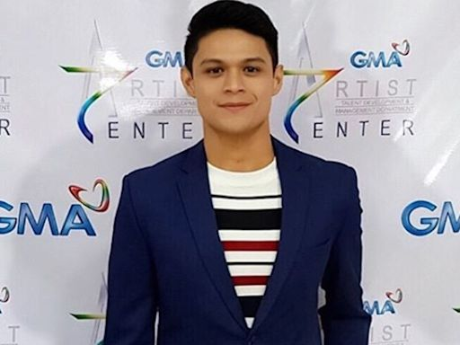 Jon Lucas is now a Kapuso