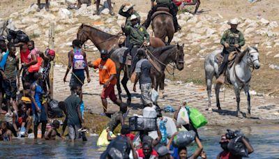 Haitian mistreatment at border was like a scene from Django — America, do better