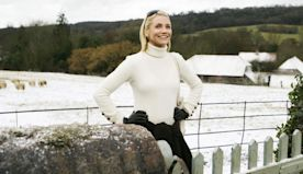 Cameron Diaz Remembers Running in Heels Through the Snow for The Holiday