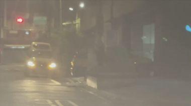【有影】火神的眼淚真人版!深夜北市消防局清消防疫小黃 暴露防疫風險