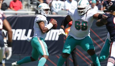 Miami Dolphins release first injury report of Week 3