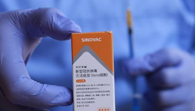 打1劑中國疫苗回台「第2劑怎解?」 莊人祥給答案