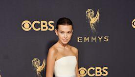 Millie Bobby Brown Photos Photos: 69th Annual Primetime Emmy Awards - Arrivals
