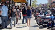 Bikers Flock to Sturgis Motorcycle Rally in South Dakota
