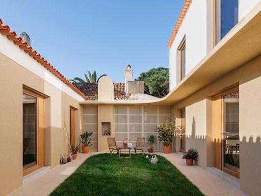 葡萄牙海邊「度假小屋」把陽光引進室內 享受專屬自己的風和日麗