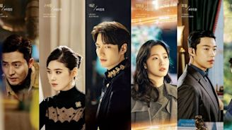 李敏鎬《The King:永遠的君主》開播時間確定!4月七部新上檔韓劇一次公開
