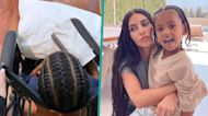 Kim Kardashian Says She Is 'Not OK' After 5-Year-Old Son Saint West Breaks His Arm
