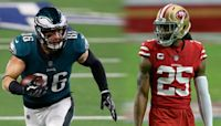 Could Jets target TE Zach Ertz, CB Richard Sherman to help bolster their roster? | NFL Insider Ralph Vacchiano