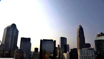 Charlotte, most of NC under air quality alert as smoke from Western wildfires arrives