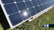 With new solar field, Vermont college gets closer to 100% renewable energy