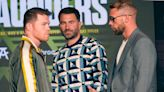 Billy Joe Saunders eyes 'greatest win by a Brit abroad' ahead of Canelo clash