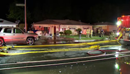 Police investigating possible pot grow after NW Fresno house fire
