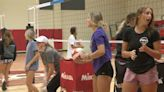 Blountstown volleyball had a busy week hosting annual kids camp